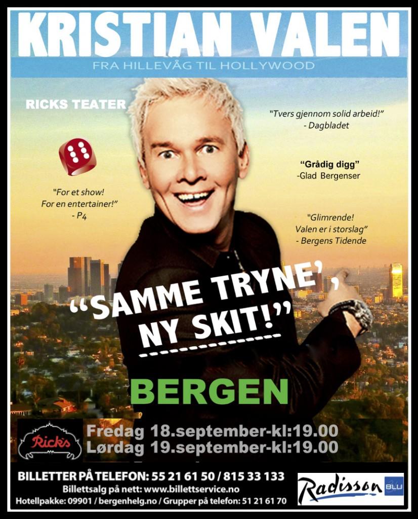 RICKS Bergen